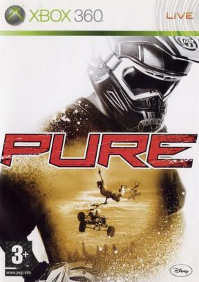 Pure Xbox 360 Cover