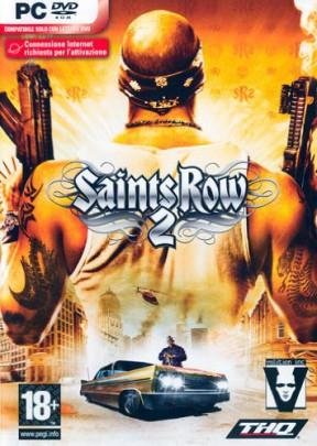 Saints Row 2 PC Cover