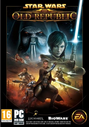 Star Wars: The Old Republic PC Cover