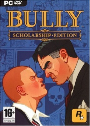 Bully: Scholarship Edition PC Cover