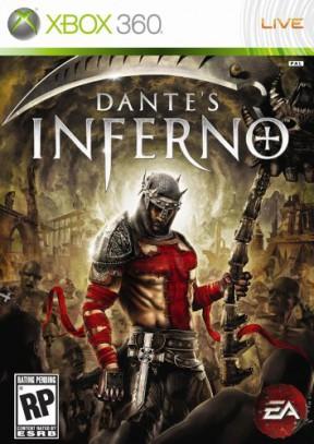 Dante's Inferno Xbox 360 Cover