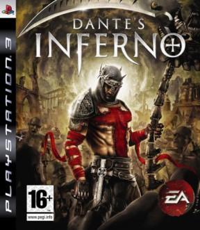 Dante's Inferno PS3 Cover