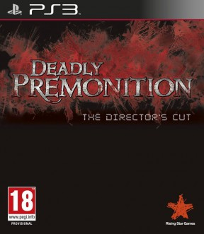 Deadly Premonition PS3 Cover
