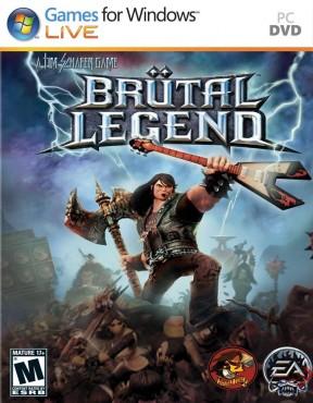 Brütal Legend PC Cover