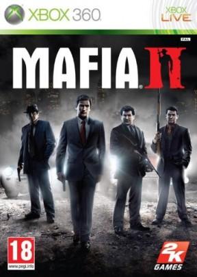 Mafia 2 Xbox 360 Cover