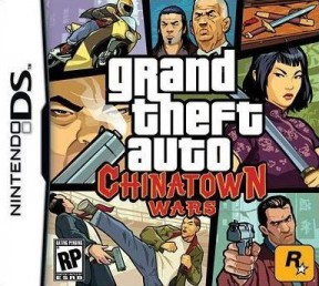 Grand Theft Auto: Chinatown Wars Nintendo DS Cover