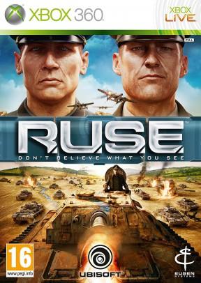 R.U.S.E. Xbox 360 Cover