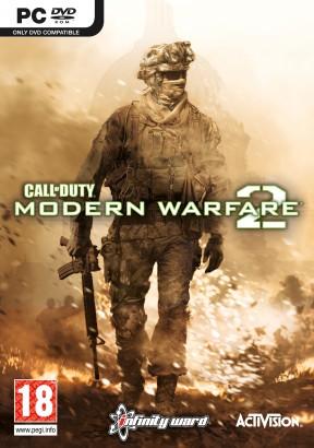 Call Of Duty: Modern Warfare 2 PC Cover