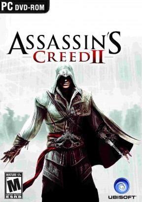 Assassin's Creed II PC Cover