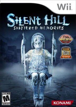 Silent Hill: Shattered Memories Wii Cover