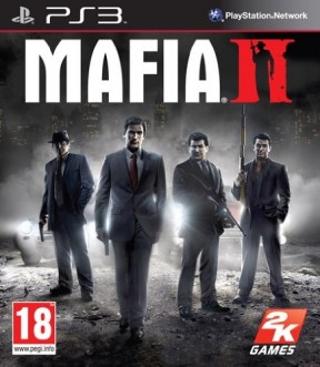 Mafia 2 PS3 Cover