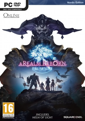 Final Fantasy XIV: A Realm Reborn PC Cover