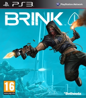 Brink PS3 Cover