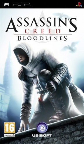 Assassin's Creed: Bloodlines PSP Cover
