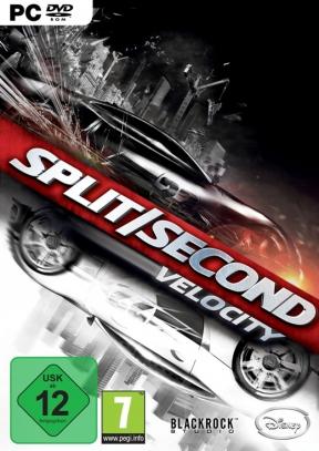 Split/Second: Velocity PC Cover