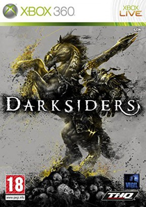 Darksiders Xbox 360 Cover
