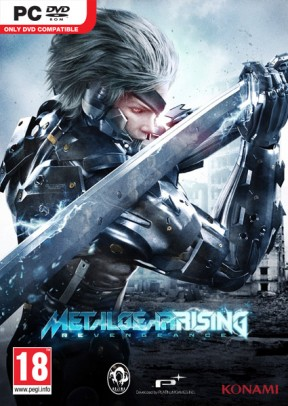 Metal Gear Rising: Revengeance PC Cover