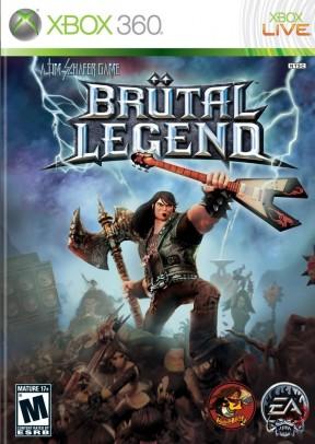 Brütal Legend Xbox 360 Cover