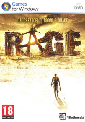 RAGE PC Cover