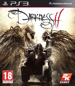 The Darkness II PS3 Cover