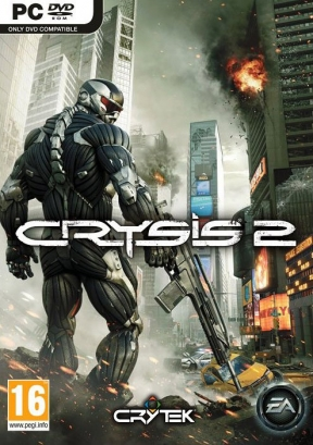 Crysis 2 PC Cover