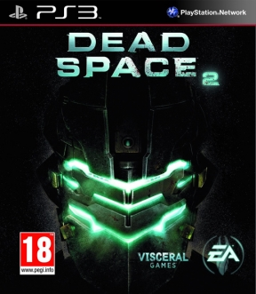 Dead Space 2 PS3 Cover
