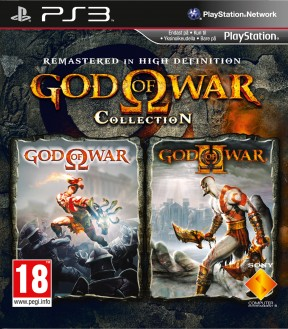 God of War Collection PS3 Cover