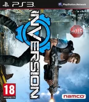 Inversion PS3 Cover
