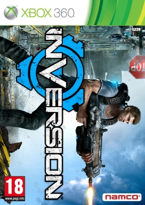 Inversion Xbox 360 Cover
