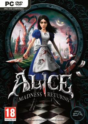 Alice: Madness Returns PC Cover