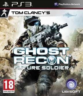 Ghost Recon: Future Soldier PS3 Cover