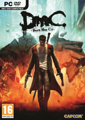 DMC Devil May Cry PC Cover