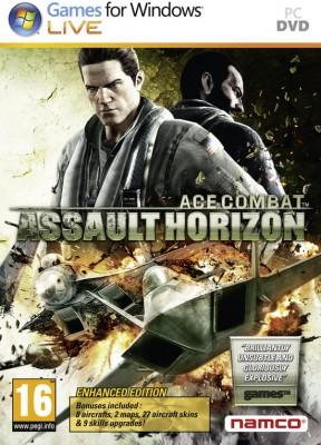 Ace Combat Assault Horizon PC Cover