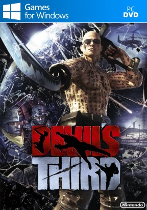 Devil's Third PC Cover