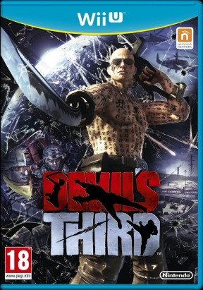 Devil's Third Wii U Cover