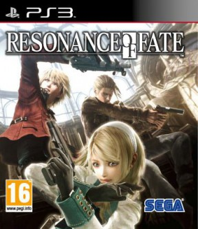 Resonance of Fate PS3 Cover