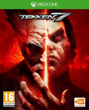 Tekken 7 Xbox One Cover