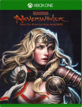 Neverwinter Xbox One Cover