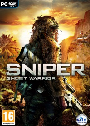 Sniper: Ghost Warrior PC Cover