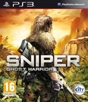 Sniper: Ghost Warrior PS3 Cover