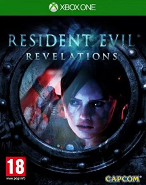 Resident Evil: Revelations Xbox One Cover