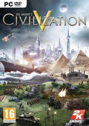 Sid Meier's Civilization V PC Cover