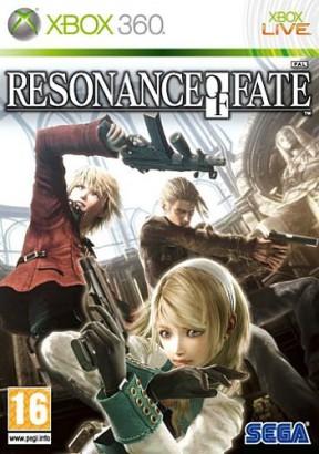 Resonance of Fate Xbox 360 Cover