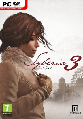 Syberia 3 PC Cover