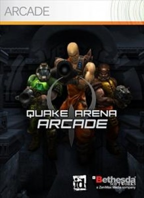 Quake Arena Arcade Xbox 360 Cover