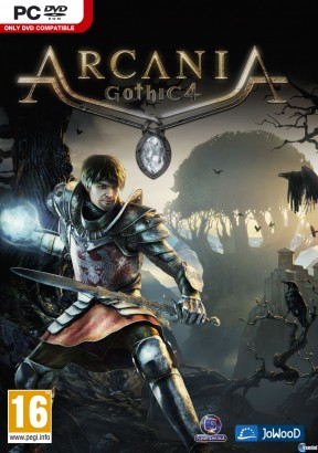 Gothic IV: Arcania PC Cover