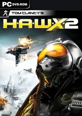 Tom Clancy's H.A.W.X. 2 PC Cover