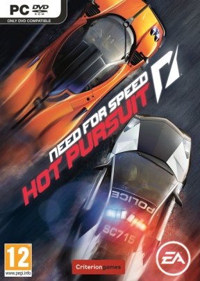 Need for Speed: Hot Pursuit PC Cover