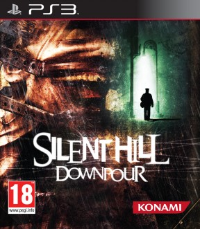 Silent Hill: Downpour PS3 Cover