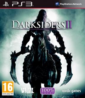 Darksiders II PS3 Cover